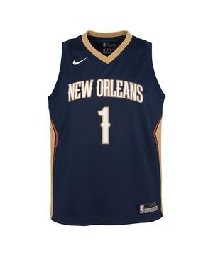Nike Youth Zion Williamson New Orleans Pelicans Swingman Road Jersey