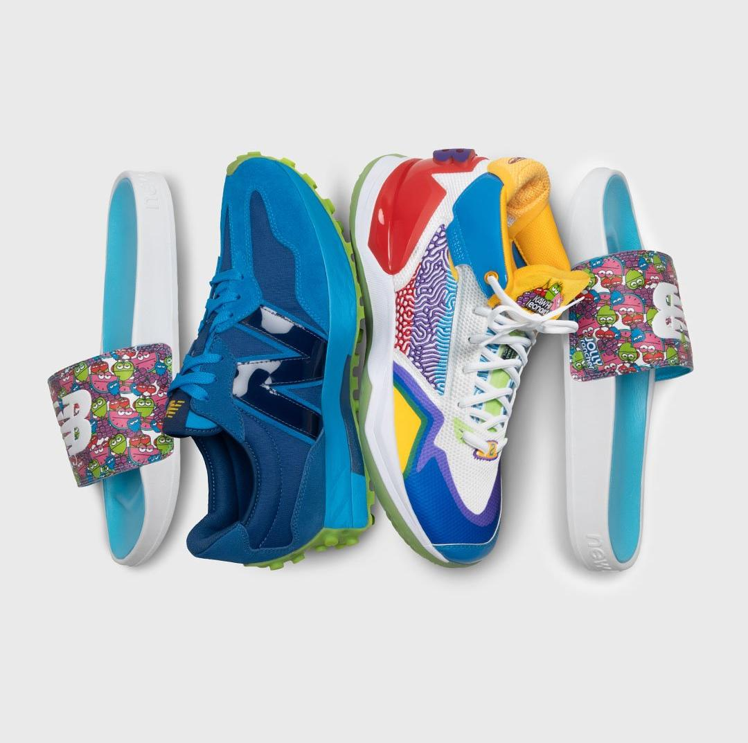 Sneakers Release New Balance X Jolly Rancher Men S And Kids Collection