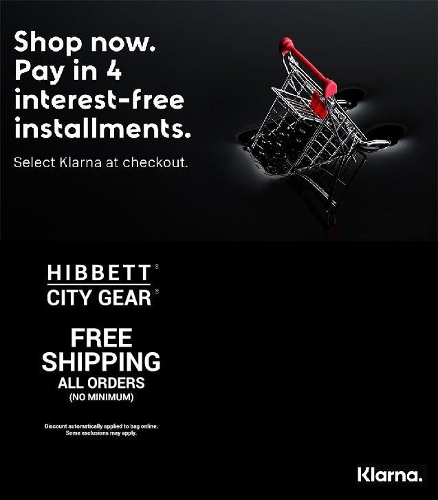Shop with Klarna at Hibbett | City Gear