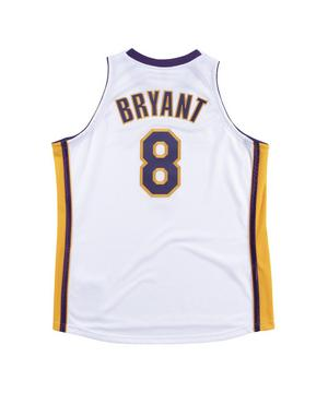 Mitchell Ness Men S Los Angeles Lakers Kobe Bryant 8 03 04 Authentic Jersey Hibbett City Gear