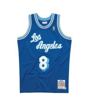 Mitchell Ness Men S Los Angeles Lakers Kobe Bryant 8 Royal Authentic Jersey Hibbett City Gear