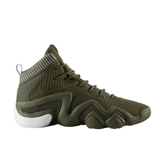 new styles 3c49b def25 ... coupon code for adidas crazy 8 adv primeknit green mens basketball shoe  main container 9a8f5 04a9f