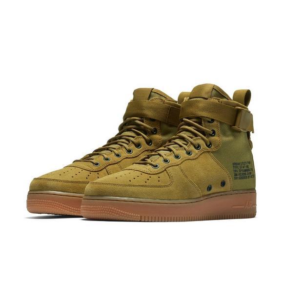 nike sf air force 1 metà delle scarpe maschili hibbett noi