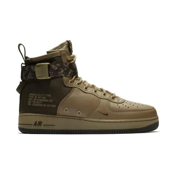 quality design 71eca 53555 Nike SF Air Force 1 Mid