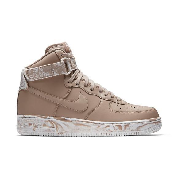 1 Force Shoe Marmor Nike Mænds Us Hibbett Air '07 Lær High