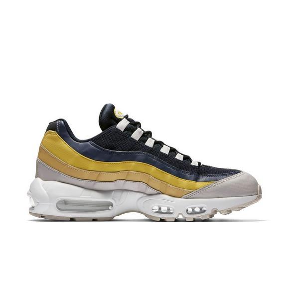 Us Max Essential Wash Shoe Hibbett Air Lemon Men's 95 Nike LzMVGSjqUp