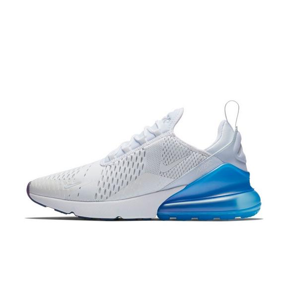 55ad9e90aa59 ... best price nike air max 270 white photo blue mens shoe main container  image ea2f5 66086