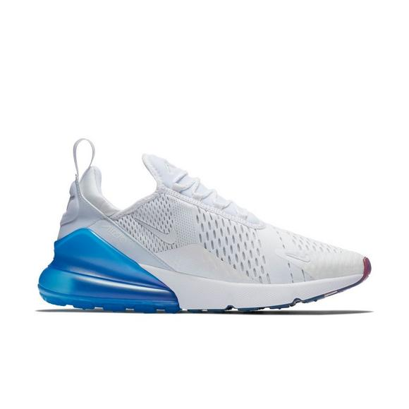 ee6373a01035 ... best price nike air max 270 white photo blue mens shoe main container  image 8fd75 59b2b
