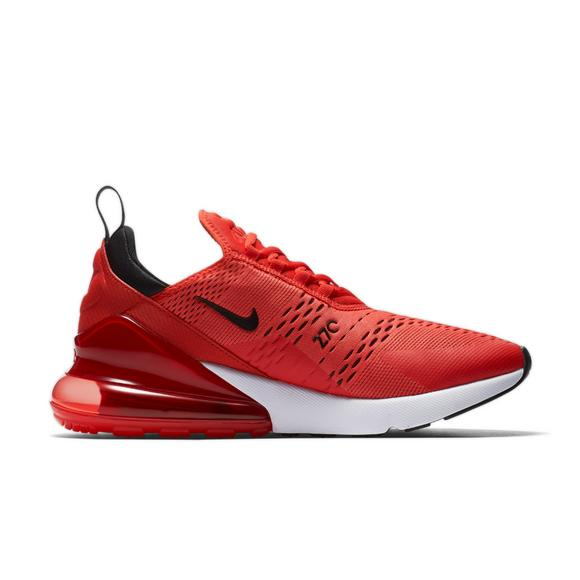 Nike Max 270 Shoe Men's Us Air Hibbett Habanero Red pPURqAw