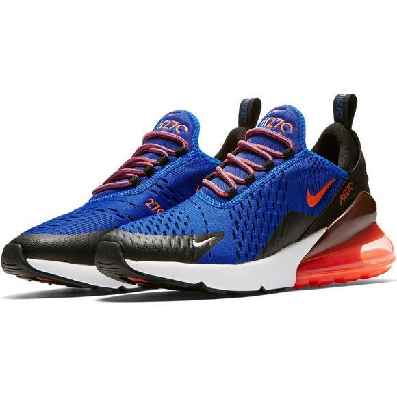 Nike Air Max 270 Men's Casual Shoes Racer BlueHyper
