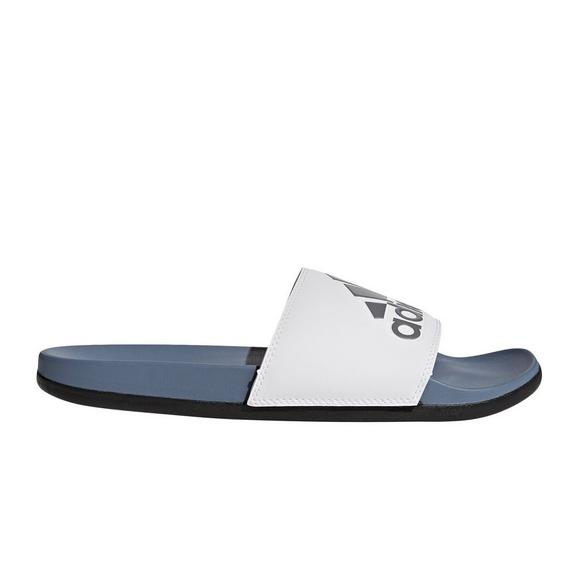 the latest 94cf0 811bf adidas Mens adilette Comfort Slides - Main Container Image 1