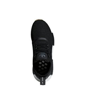 Adidas Nmd R1 Black Gum Men S Shoe Hibbett City Gear