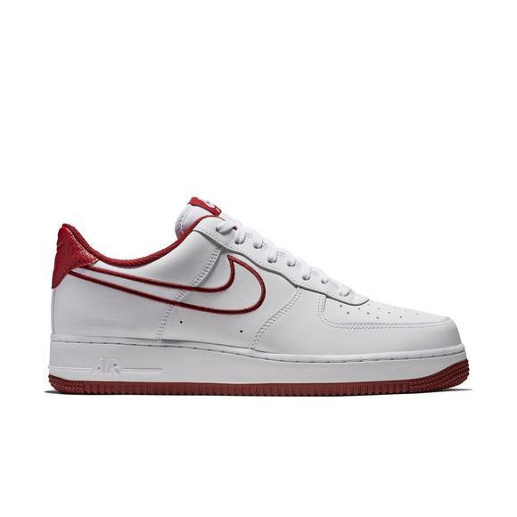 Shoe Air Nike '07 Us 1 Force Red Hibbett Whiteteam Men's 4gvw0q