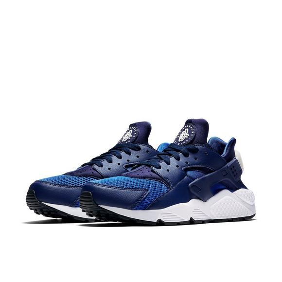 ... ireland nike air huarache blue void mens shoe main container c6b5c a55e3 d45d208d6f