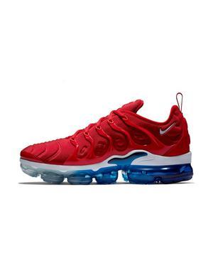 Nike Air Vapormax Plus University Red Men S Shoe Hibbett
