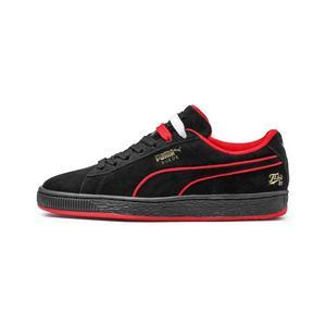 479989d96744 Puma x FUBU Suede 50 Grade School Kids  Shoe