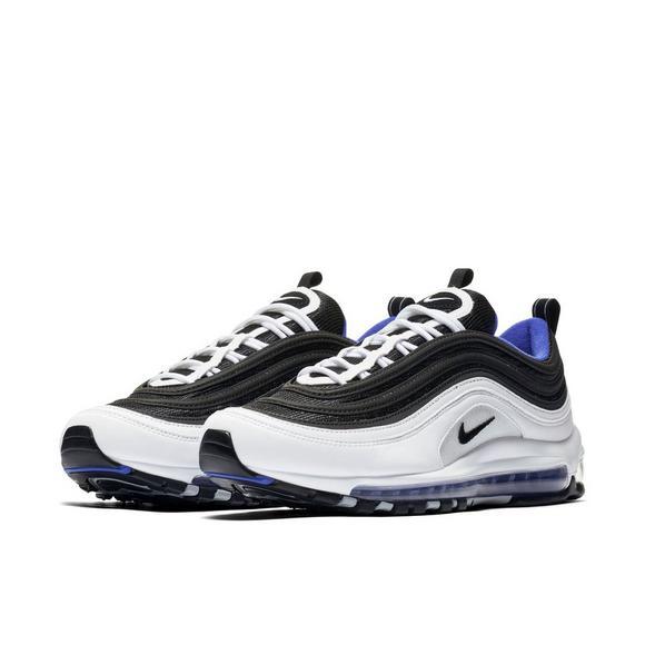 pretty nice 768d2 f3bcb Men's Hibbett 97 Max Nike Whiteblackpurple Air Us Shoe IY7Ew