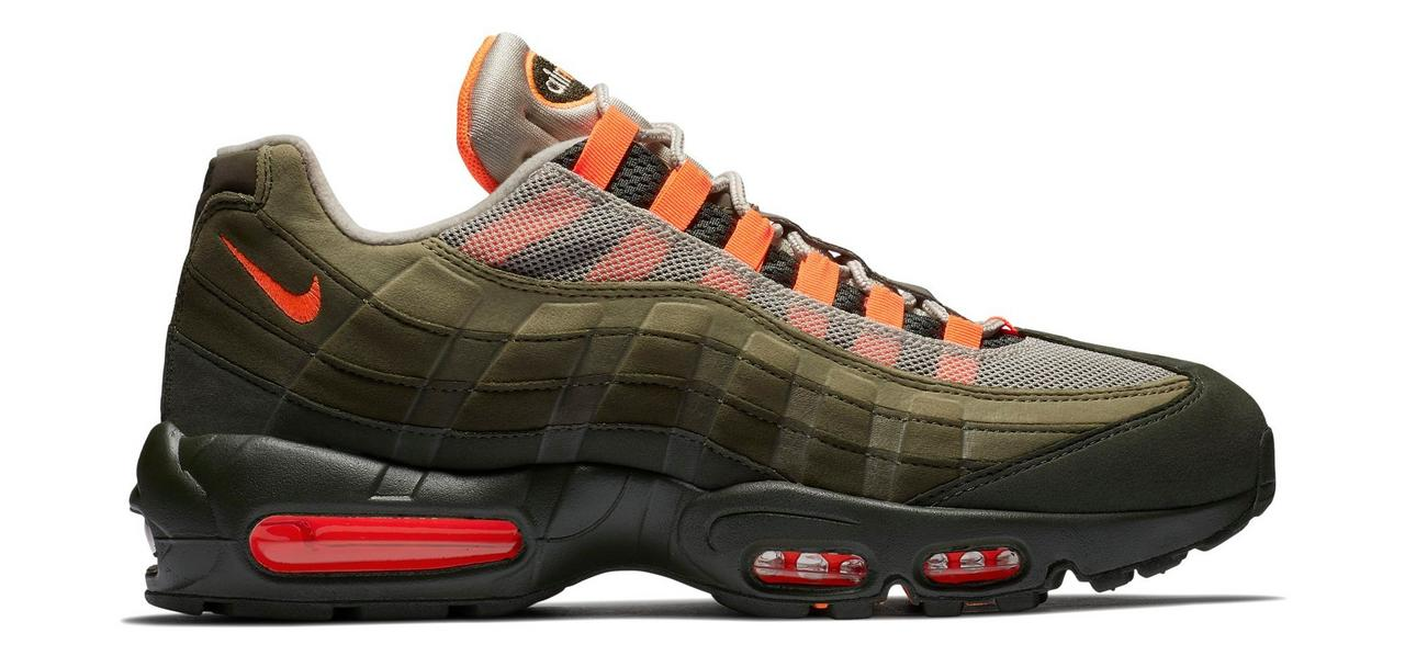 save off 8b6a9 1a4dc Sneaker Release: Womens Nike Air Max 95