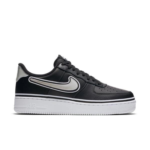 best sneakers 140e0 cb26c Display product reviews for Nike Air Force 1  07 LV8 Sport -Black White