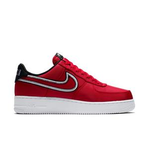red Nike Air Force 1 Hibbett | City Gear