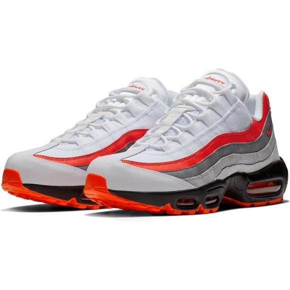 size 40 44656 fb8d4 nike air max 95 essential red Nike Air Max 95 Essential