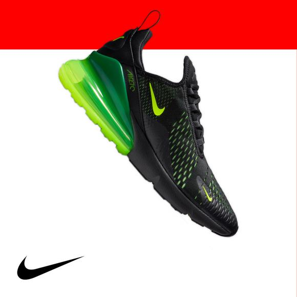 nike air max mens green