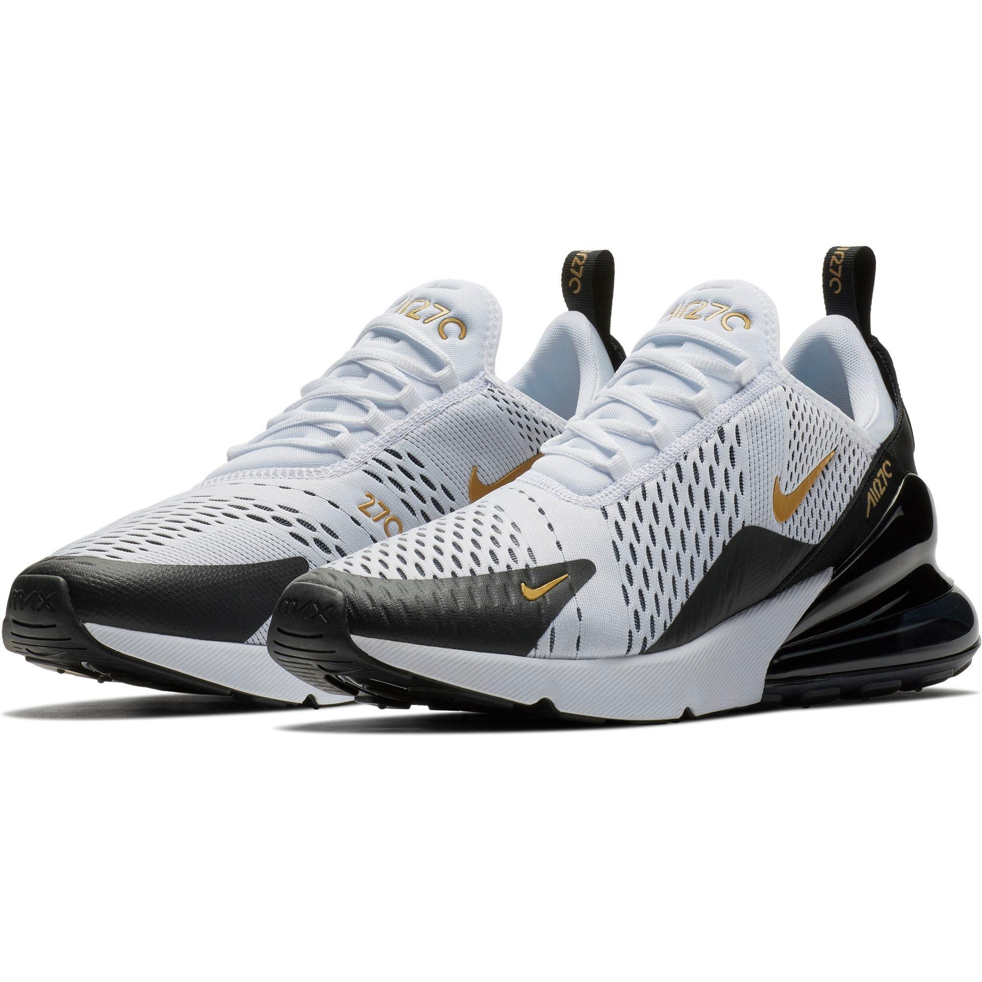 4034b52325 kellypriceandcompany.info | Nike Air Max 270 White Black Gold