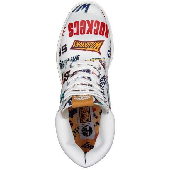 Timberland NBA Warriors 6 Premium Boot Men US 12 (CMP010966