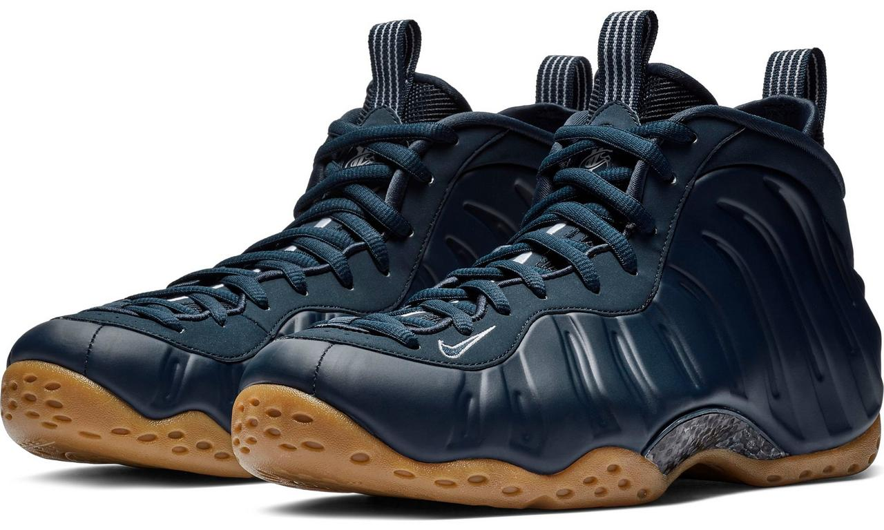 eef2ea5253f6 It inspired some of the most popular basketball shoes of all time. Get a  piece of the Nike Air Foamposite action with the men s Foamposite sneakers  in the ...