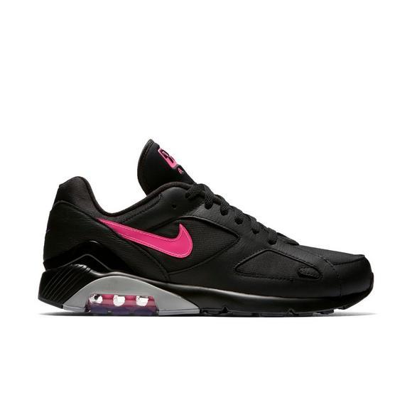 nike air max black and pink