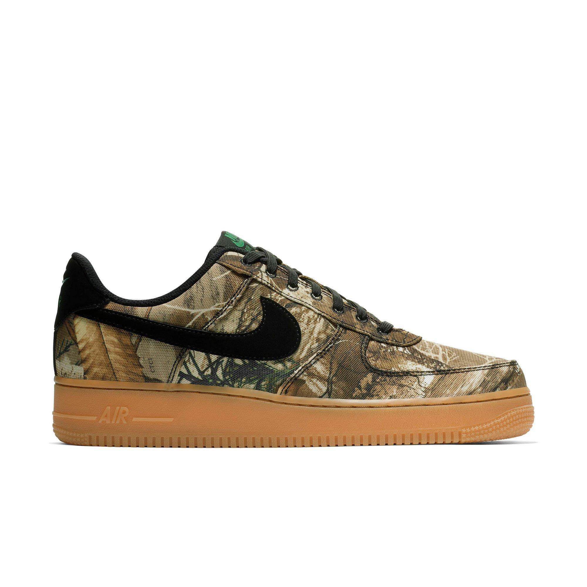 "Nike Air Force 1 Low ""Realtree Camo"" Review"