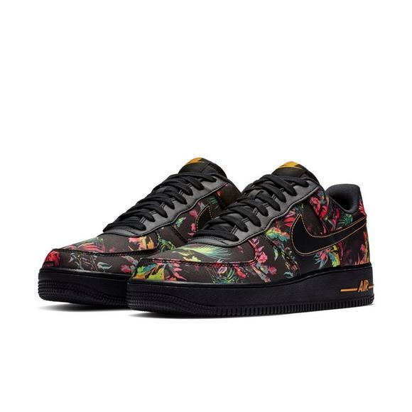Nike Shoe Force Men's Us Air 1 Low Floral Hibbett XikwOuTPlZ