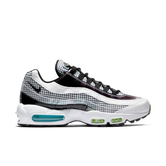 f2f7c64200 ... top quality nike air max 95 lv8 white black blue gaze mens shoe ecf51  adf4d