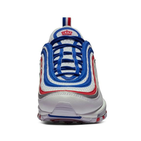 Nike Air Max 97 Game RoyalUniversity RedMetallic Silver