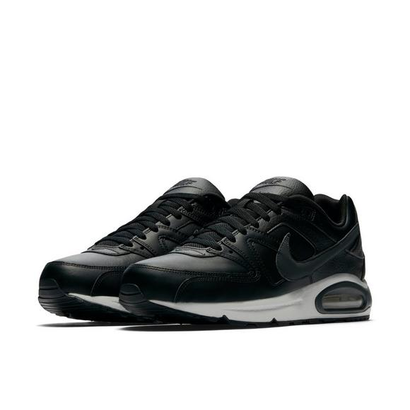 Perfect Nike Air max command leather Nike Trainers Men White