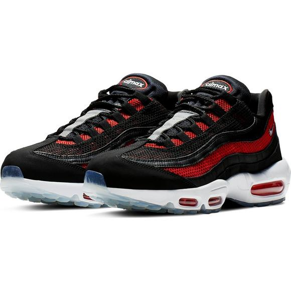 Nike AIR MAX 95 ESSENTIAL Black White Free delivery