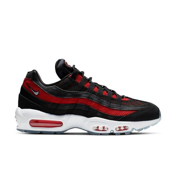 Shop Nike Men's Air Max 95 ND Casual Shoes BlackWhite