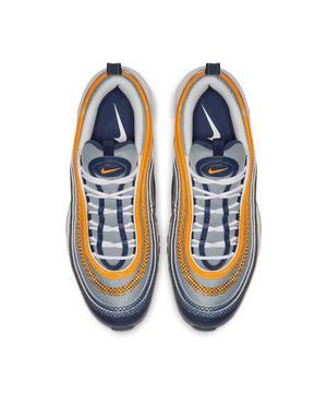 Nike Air Max 97 Se Midnight Navy Laser Orange Men S Shoe