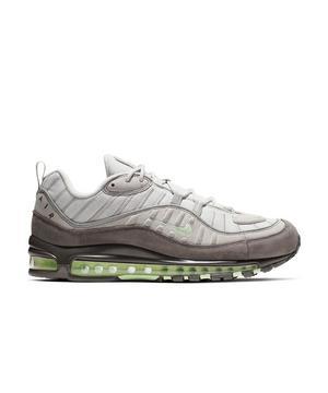 Nike Air Max 98 Vast Grey Fresh Mint Men S Shoe Hibbett City