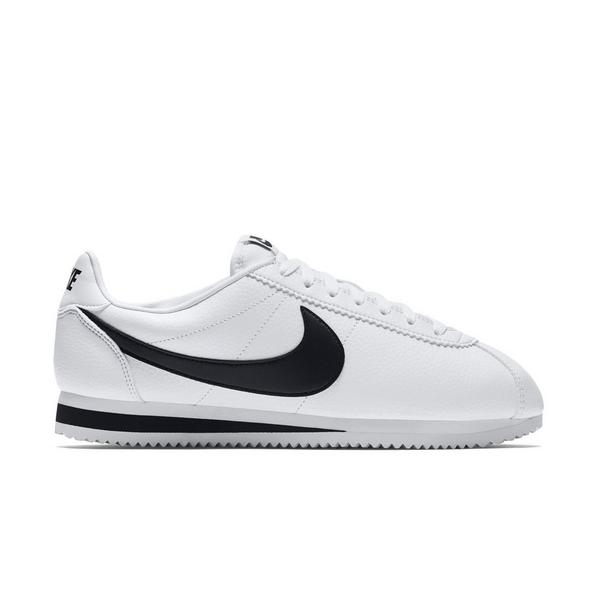 27f11fe3e534 Display product reviews for Nike Classic Cortez Leather -White Black- Men s  Shoe
