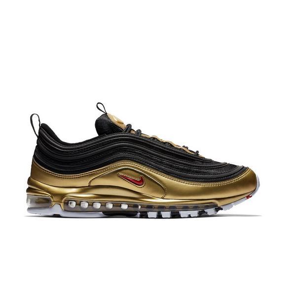 Redmetallic Air Blackvarsity Unisex Nike 97 Qs Shoe Max Gold UqMpzVS