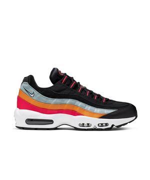 Nike Air Max 95 Se Black White Ocean Cube Kumquat Men S Shoe