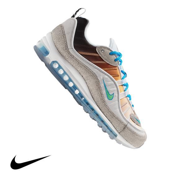 new arrival 893e0 1d85f Nike Air Max 98 by Gabrielle Serrano