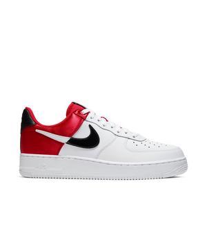 air force 1 07 noir et rouge