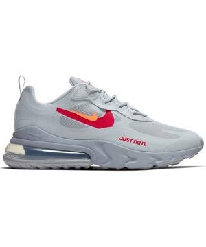 "Nike Air Max 270 React ""Wolf GreyHyper CrimsonUniversity Red"" Men's Shoe"
