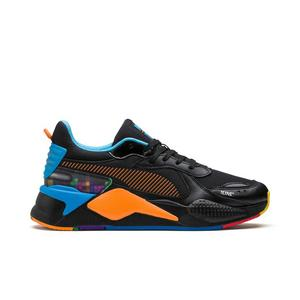 Puma Antique Puma Running Shoes Blue Red White Speed 300 S
