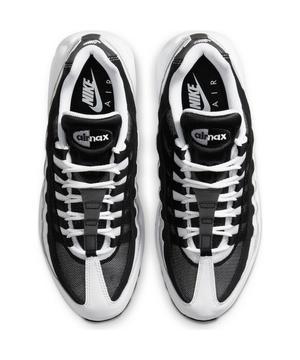 Nike Air Max 95 Classic Black White Men S Running Shoe Hibbett