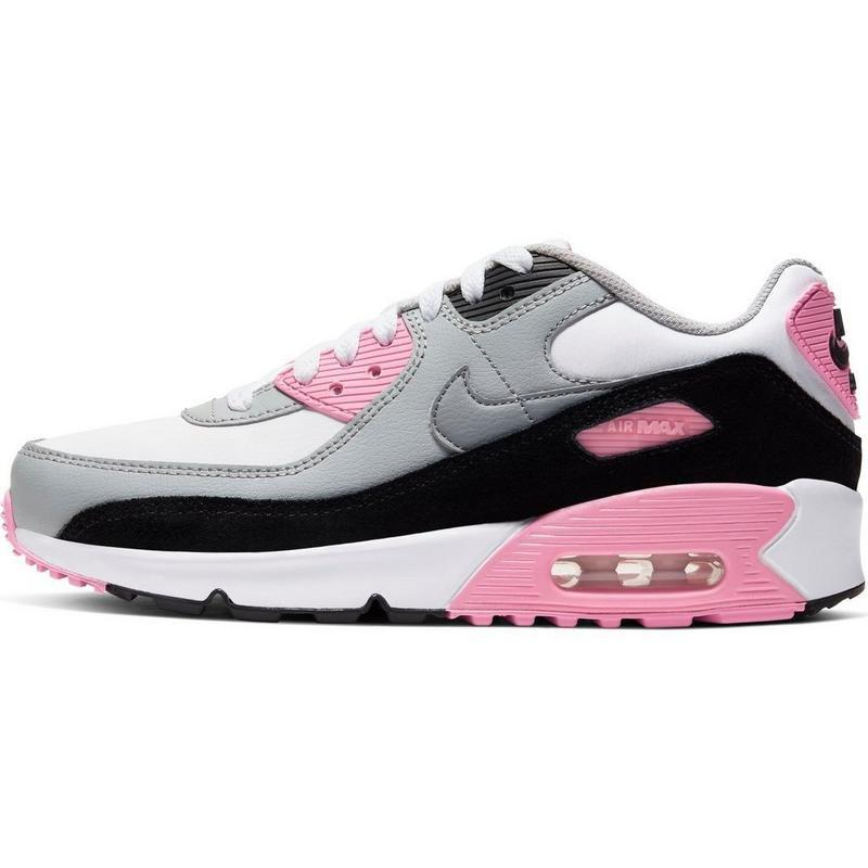 Sneakers Release Nike Air Max 90 Ltr Rose White Particle Grey Rose