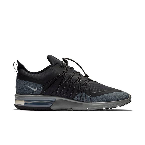 NIKE MEN'S AIR MAX SEQUENT 4 SHIELD CASUAL SHOES, GREY