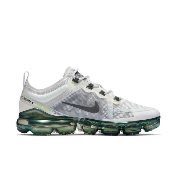 Nike Air Vapormax 2019 Prm White Dark Grey Lime Blast Men S Shoe